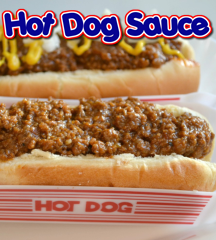 HOT DOG SAUCE