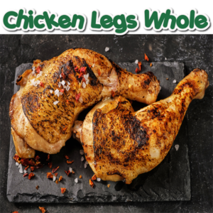Whole Legs - Drums and Thighs Attached